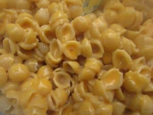 macaroni and cheese